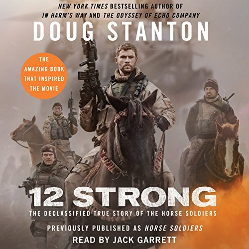 12 Strong: The Declassified True Story of the Horse Soldiers Audiobook [Free Download by Trial] thumbnail