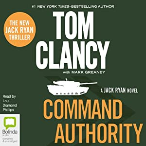 Command Authority Audiobook