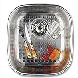 Better Houseware 41485 Small Sink Mat, Clear