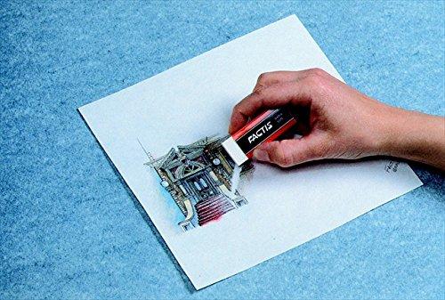 Factis 000906 Extra Soft Magic Eraser44; White44; Pack - 20