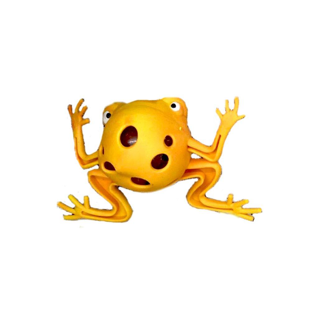 ALIKEEY Kinder Lernspielzeug, Frösche Modell Grape Venting Balls drücken Druck Stress Ball Stress Relief Spielzeug FÜR MÄDCHEN Jungen FÜR MÄDCHEN Jungen ALIKEEY01