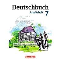 Deutschbuch Gymnasium - Östliche Bundesländer und Berlin: 7. Schuljahr - Arbeitsheft mit Lösungen