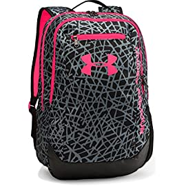 Under Armour Unisex UA Hustle Backpack LDWR 97 Dimensions: 45 X 30 X 20 Cm Fabric: Polyester Volume: 1875 Cubic In. / 29 L