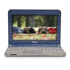 Toshiba Mini NB205-N325BL 10-Inch Netbook,1.6GHz Intel Atom N280 Processor,1GB DDR2 RAM, Drive,windows 7 starter, Blue