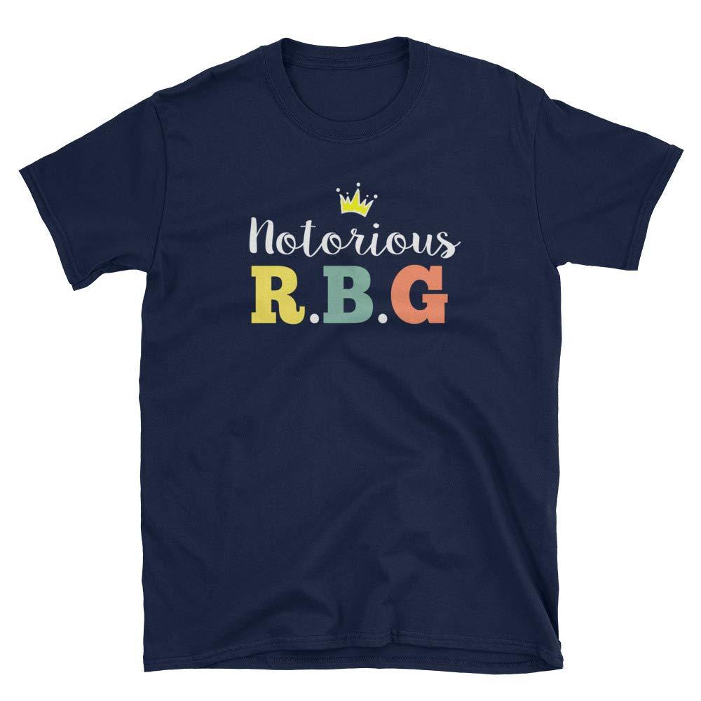 Ruth Bader Ginsburg Fans smartbuy247 Notorious RBG Outline Shirt