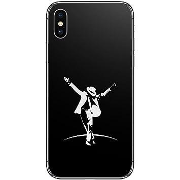 coque iphone x michael jackson