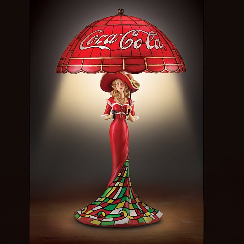 Lamp The Timeless Taste Of Coca Cola Accent Lamp By The