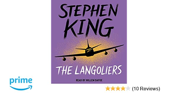 Amazon The Langoliers 9781508218593 Stephen King Willem