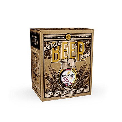 craft a brew hefeweizen beer brewing kit desertcart. Black Bedroom Furniture Sets. Home Design Ideas