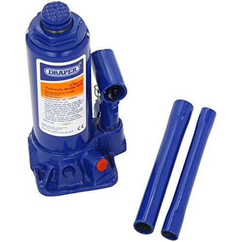 Draper 39055 Cric bouteille hydraulique 4 tonnes durable service