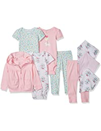 Baby Girls 9-Piece Basic Gift Set