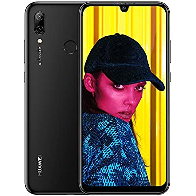 Huawei Smart 2019 6 21-Inch FullView Dewdrop SIM-Free Smartphone with Dual Camera  Android 9 0  Single SIM  Version Black