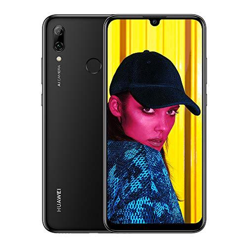 Huawei P Smart (2019) Pot-LX1 Single-SIM 64GB (GSM Only   No CDMA) Factory Unlocked 4G/LTE Smartphone (Midnight Black) - International Version