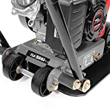 XtremepowerUS 2.5 HP Walk Behind Gas 1920lbs