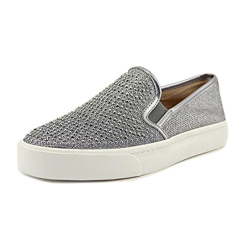INC International Concepts Womens Sammee2 Low Top Slip On, Pewter, Size 8.0 from INC International Concepts
