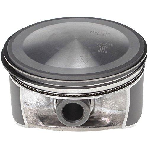 MAHLE 224-3449WR.040 Engine Piston Set ()