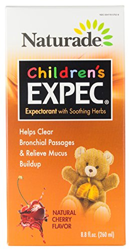 OUGH/COLD Childrens Expectorant Alcohol-Free, 8 oz (Products Herbal Expectorant)