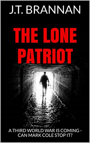book cover of The Lone Patriot