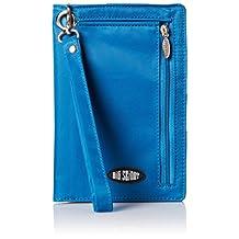 Big Skinny Women's Plus Size myPhone Bi-Fold Slim Wallet