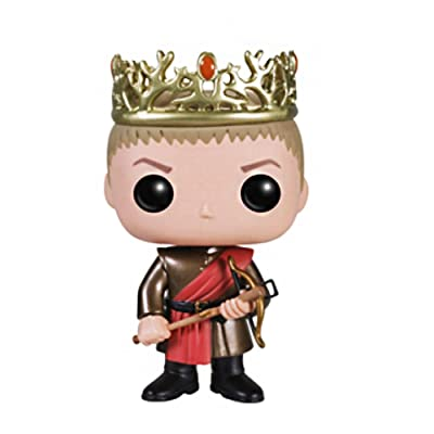 Funko POP! Game of Thrones Joffrey Baratheon Vinyl Figure: Funko Pop! Television: Toys & Games
