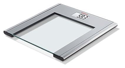 Soehnle 61350 - Báscula digital, color plateado: Amazon.es: Salud y cuidado personal