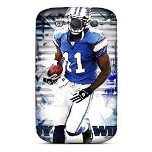 New Dallas Cowboys Tpu Cases Covers, Anti-scratch Ashustom2o68 Phone Cases For Galaxy S3