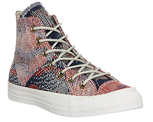Converse All Star Multi Panel Donna Sneaker Rosso