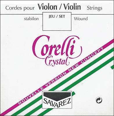 Corelli Crystal Violin String - 8