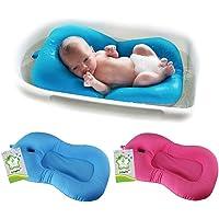belupai Alfombrilla de baño para bebé recién nacido