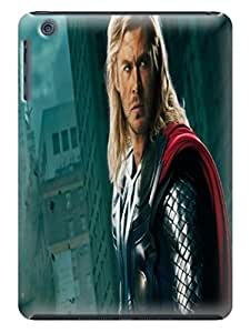 fashionable designed TPU phone Case Cover for ipad mini + Cool Chris Hemsworth Thor High quality phone accessory