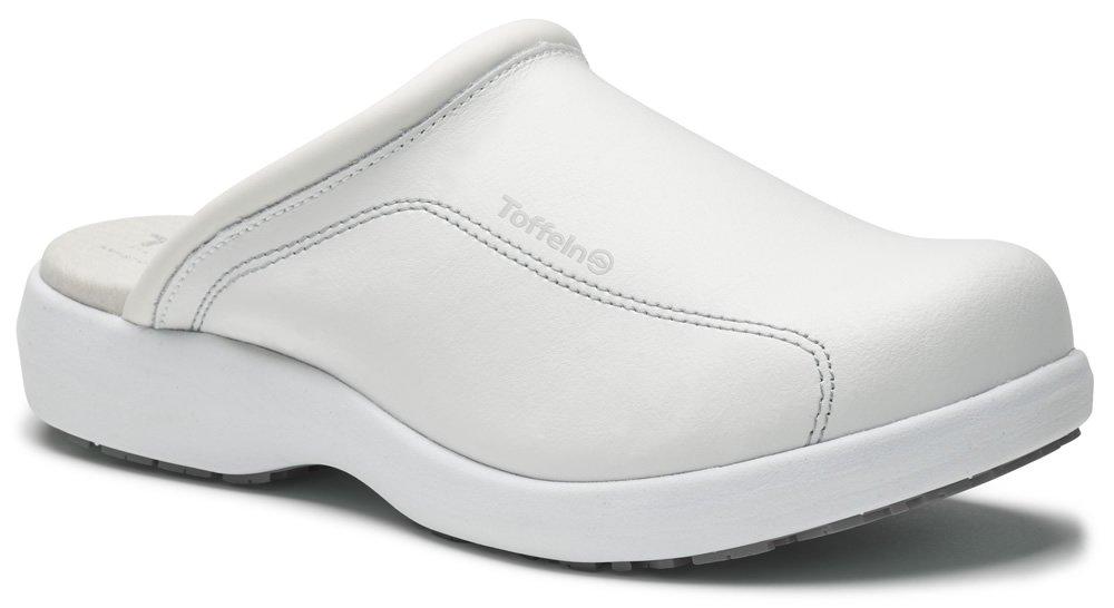 World of Clogs.com Toffeln Ultralite 0601 Lactancia Zapatos - Blanco 7 UK|Blanco