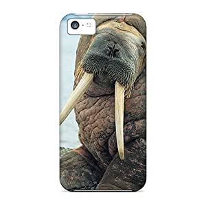 Iphone 5c Case, Premium Protective Case With Awesome Look - Arcticsea Lion