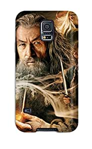 New The Hobbit The Desolation Of Smaug Tpu Skin Case Compatible With Galaxy S5