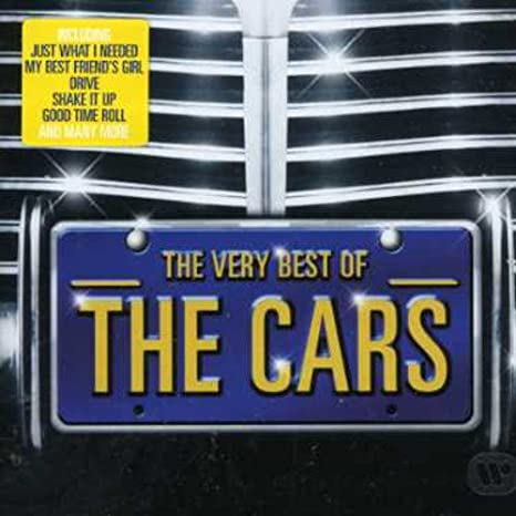 Cars Very Best Of Music