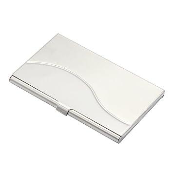 cadillaps metal soporte para tarjeta de visita funda Card ...