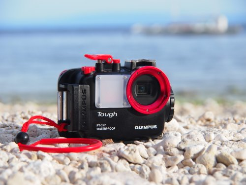 Olympus PT-052 Underwater Housing for the Tough TG-820