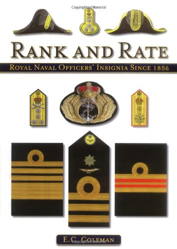 Rank and Rate: Royal Navy Officers' Insignia Since - Navy Royal Uniforms