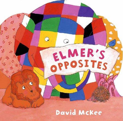 Elmer's Opposites pdf
