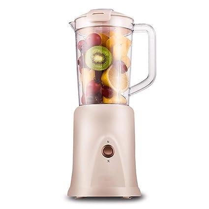 Exprimidores eléctricos Exprimidor Automático Máquina De Cocción Doméstica De Frutas Y Verduras Mini Máquina De Jugos
