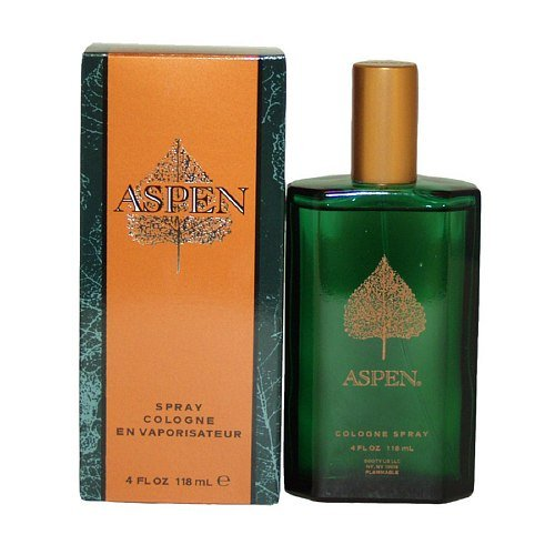 Aspen Men's Cologne Spray 4 fl oz (Aspen Perfume)