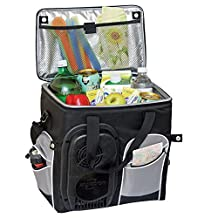 Koolatron D25 12V Travel Cooler, Black