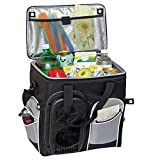 Koolatron 12V Travel Cooler – D25, Black