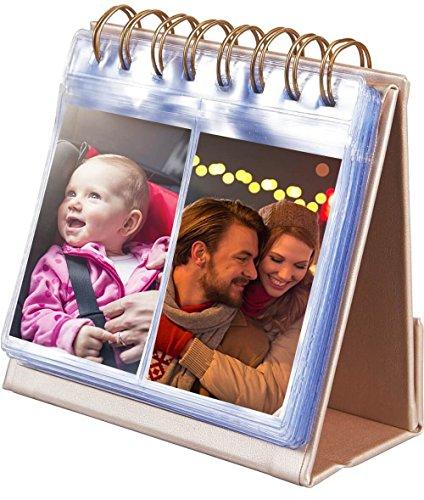 Photo Album for HP Sprocket Plus Printer, 64-Pocket Photo Album fit for HP Sprocket Plus 2.3 x 3.4
