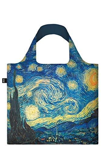 Gogh Étoilée Nuit Main La Sac Loqi Vincent À Van Multicolore multicolour Hqw1Eqxa