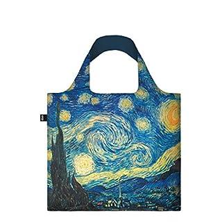 LOQI - Van Gogh - Tote Bag - Starry Night (1889)