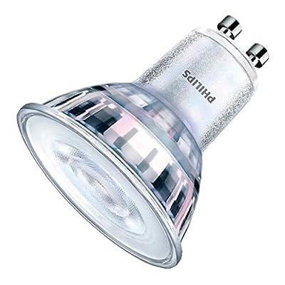 Philips 471565 - 4.5GU10/LEDCLA/F35/2.2-2.7K/DIM 10/1 ES PAR16 Flood LED Light Bulb