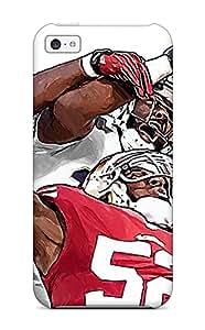 Melissa Fosco's Shop 7615510K489040396 san francisco NFL Sports & Colleges newest iPhone 5c cases