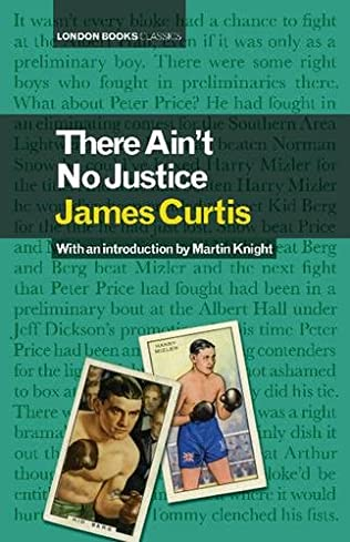 book cover of There Ain\'t No Justice