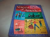 img - for VOICES OF AMERICA (TOGETHER WE SING SERIES) book / textbook / text book