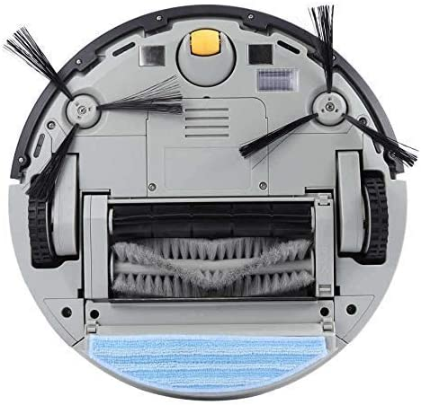 LEIXIN Sweepe Automatique Charge Automatique balayeuses - Intelligent Ultra Thin Application ontrôle Outils Pet Filtration Excellent Robot de Balayage